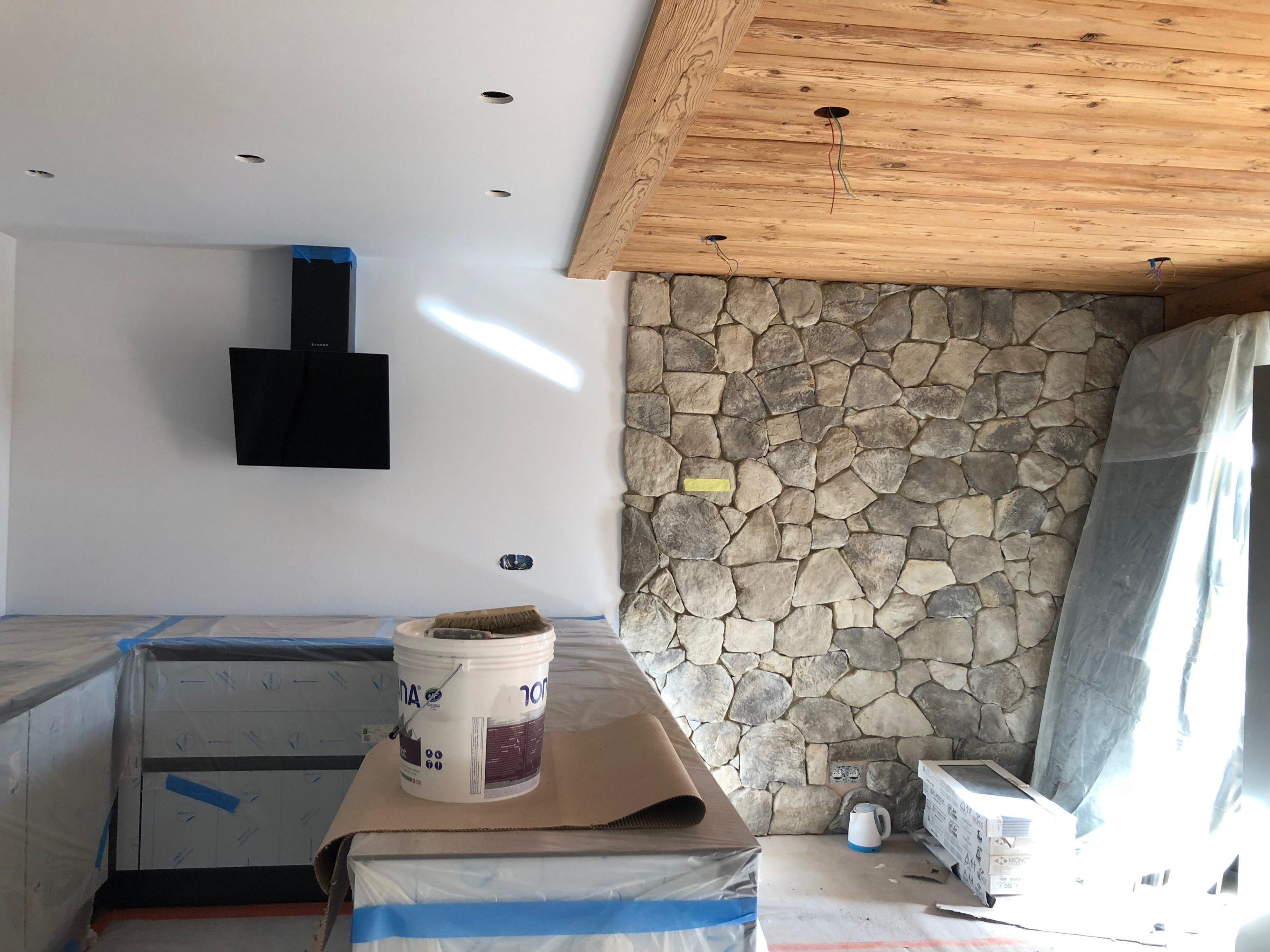 Rénovation intérieur chamonix